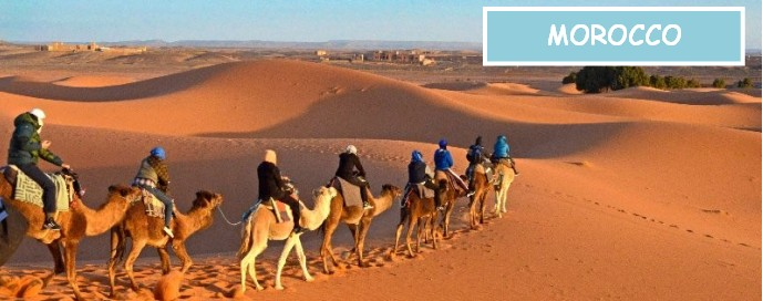 Tour Morocco with Custom Touring