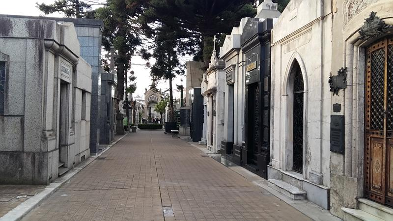 Recoleta Cemetery with Custom Touring