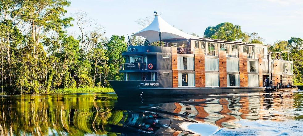Aria Amazon luxury river cruise