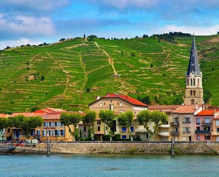 Provence river cruise with Custom Touring