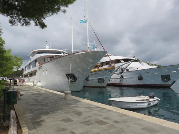 7 night cruise, Croatia