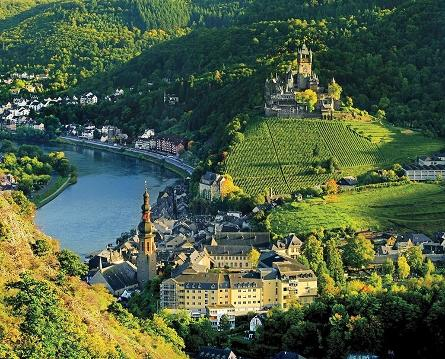 Europe's rivers and castles with Custom Touring