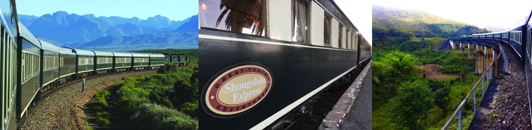 Train Journeys with Custom Touring