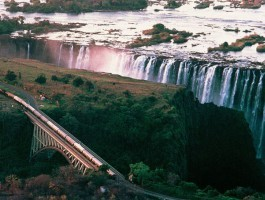 Rovos Rail Pretoria to Vic Falls