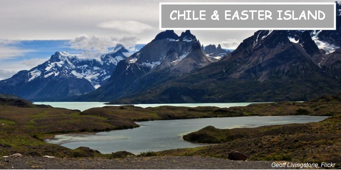 Tour Chile with Custom Touring